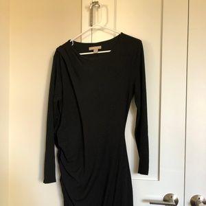 Banana Republic - Large Black Cocktail Dress